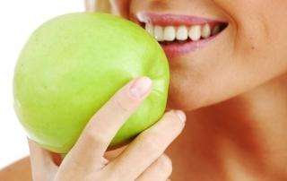 alimentos y salud oral