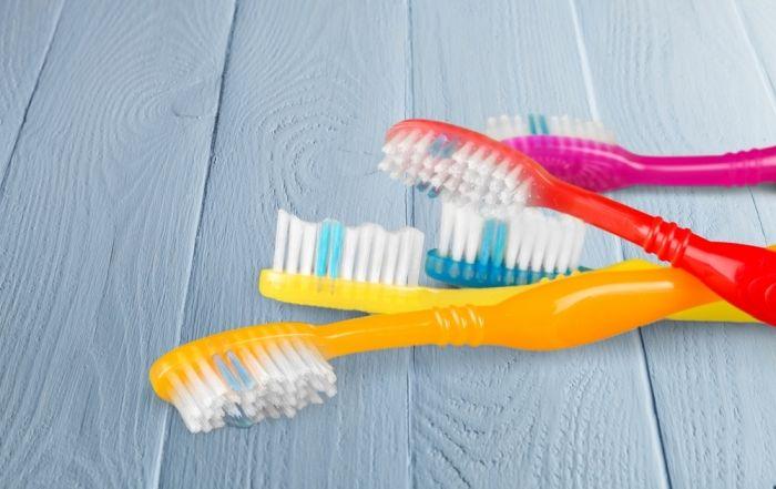 ¿Cuándo hay que cambiar el cepillo de dientes?