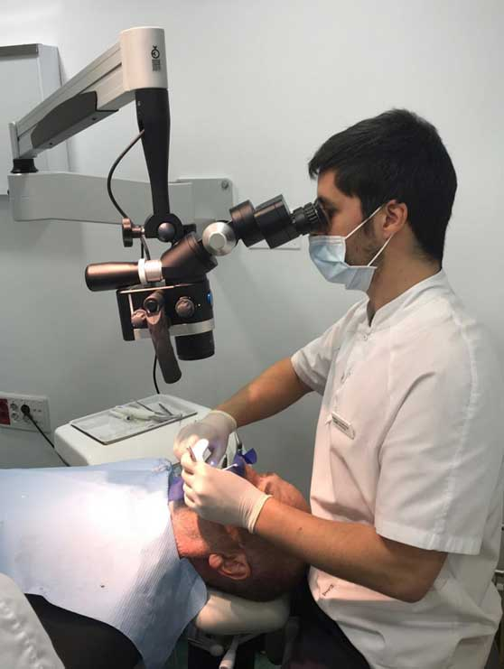 endodoncia clinica dental Gijón