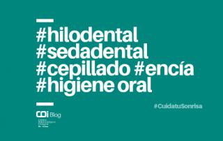 uso de la seda dental