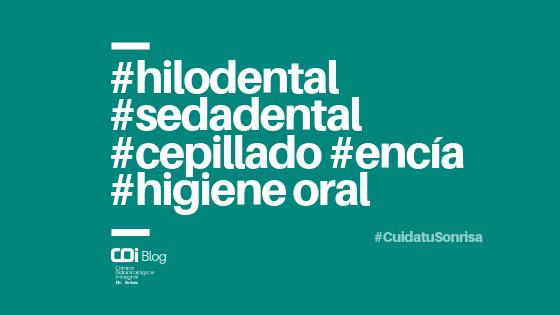 ¿Cómo usar el hilo dental de forma eficaz?